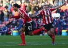 El Southampton rescata un punto 'in extremis' y con 10