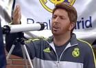 Así usa Ramos el Periscope de Piqué según Crackovia