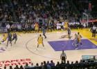 Los jóvenes llevan a los Lakers a una nueva victoria