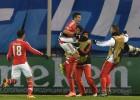Los goles de Gaitán y Talisca dejan fuera al Zenit