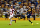 Rubén selló un 'hat trick' a lo grande en la Libertadores