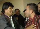 El curioso regalo indígena de Evo Morales a Tévez