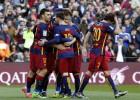 Otra exhibición del Barça con un flojo Getafe de víctima