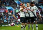 El Tottenham no falla en casa del colista y aprieta la tabla