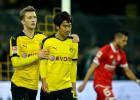 El Dortmund no cede en su pelea con el Bayern