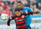 El Leverkusen vuelve a la senda de la victoria ante el Hamburgo