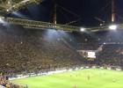 La piel de gallina con la grada del Dortmund y su homenaje