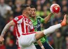 Dos goles de Pelle dan el triunfo al Southampton