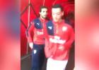Todo el mundo habla de este caño de Özil a Flamini