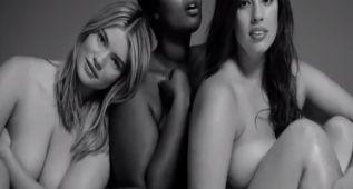 El anuncio de tallas grandes censurado por indecente