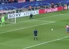 Revive la emoción de la tanda de penaltis del Atleti-PSV