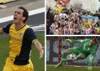 Los 5 triunfos épicos y sufridos del Atlético de Simeone