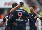 Lewandowski mantiene firme al Bayern que suma de 3 en 3