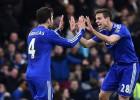 Fábregas rescata un punto para el Chelsea ante el West Ham
