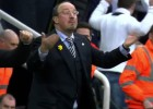 Mitrovic le da a Benítez su primer punto con el Newcastle