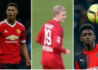 Juventud al poder: Rashford, Dembele, Brandt...decisivos