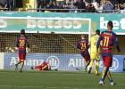 ¿Se equivocó Claudio Bravo en el primer gol de Villarreal?
