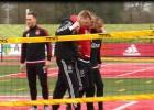 DT de Ajax se rompió el tendón de Aquiles jugando tenis-fútbol