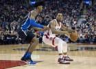 Toronto acecha a LeBron tras derrotar en casa a los Magic