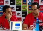 Orellana se complicó con una pregunta y Bravo lo 'salvó'