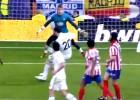 El gol de Higuaín en un derbi a De Gea del que tanto se habló
