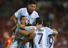 La Argentina de Messi silencia a Chile en el Nacional