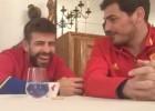 Piqué preguntó a Casillas sobre ir a la MLS y éste no lo negó