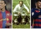 Los fichajes que desataron la guerra entre Madrid y Barça