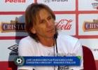 El brutal roce entre Gareca y un periodista tras el empate