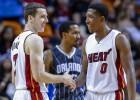Dragic y Whiteside decantan la victoria para los Heat