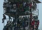 El vídeo del aforo en Nigeria que asustó al mundo