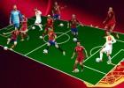 Los posibles onces de España para la próxima Eurocopa