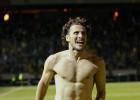 Forlán hizo el primer gol en el nuevo estadio de Peñarol