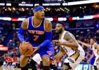 Holiday se viste de héroe y hunde a los Knicks