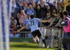 Cavani salva a Uruguay de empatar contra Perú