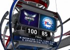 Batum impulsa a los Hornets con un gran triple-doble