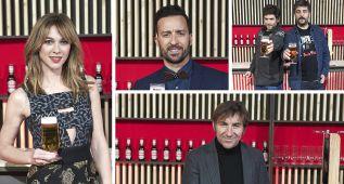 Alex García, Pablo Puyol, Antonio de la Torre, Marta Hazas, Estopa, El Langui, diern su opinión del Barcelona Real Madrid