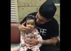 El tierno reencuentro de Gary Medel con su pequeña hija
