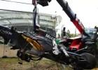 Alonso no pasa las pruebas médicas y no correrá