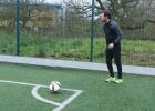 El reto de habilidades de Juan Mata: ¿Lo conseguirá?
