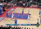 Barea se sale (29) y los Mavericks ganan a los Pistons