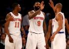 Los Knicks se imponen a Brooklyn en el derbi de NY