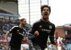 Pato debutó por fin e hizo gol con el Chelsea