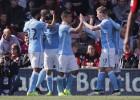 El Manchester City vuelve a ganar y mira a la Champions