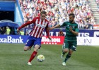 El Atleti no perdona y golea al Betis en el Calderón