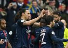 Ibrahimovic se calienta para la Champions con un Hat-trick