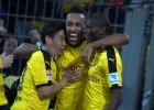 El Dortmund remonta un 1-2 a falta de quince minutos