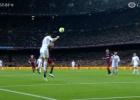 Gol mal anulado a Bale por una supuesta falta sobre Jordi Alba