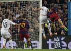 Así fue el gol de Piqué con el que se relamió el Camp Nou