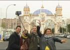 Sevilla se prepara ya para la Feria de Abril 2016